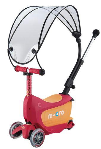 Micro Mini 2Go Deluxe Canopy Robijnroos