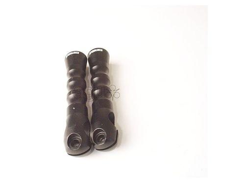 Ergotec balhoofdset 1 1/8 draad staal zwart 25.4/3