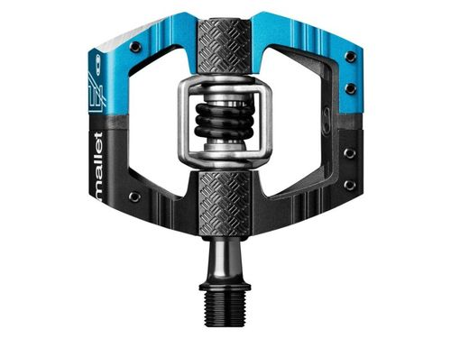 Crankbrothers pedaal mallet e long spindle zwart &
