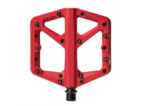 Crankbrothers pedaal stamp 1 large rood