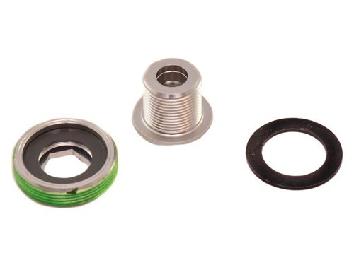 Truvativ crankbout kit 15mm + 26mm gxp met kap