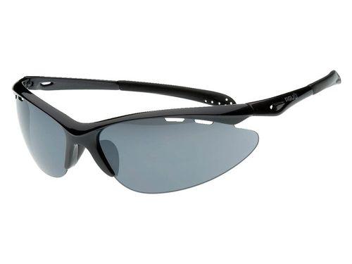 Agu bril takatsu zwart inclusief smoke/trans/oranje len