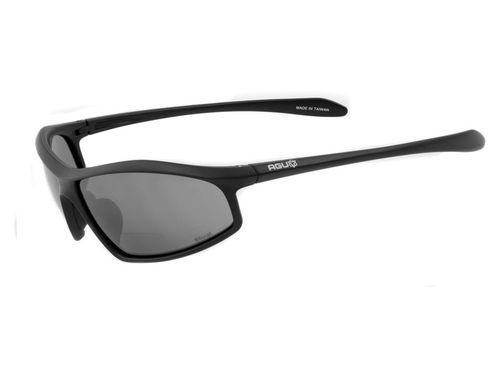 Agu bril masuto zwart bifocaal +1.50