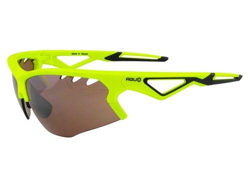 Agu bril stark fluo yellow