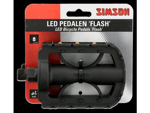 Pedaal met led- verlichting (2) 020987/145565