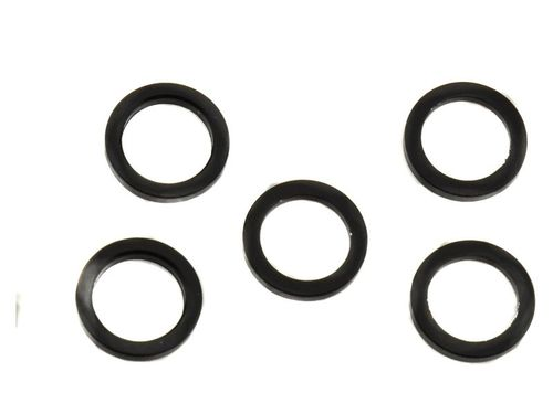 Sram cranksetdeel bladbout spacer kit 2mm zwart (5