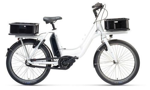 Sparta c-Cargo Delivery E-bike Bezorgfiets, White