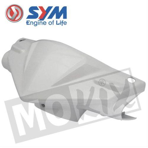 Stuurkap Sym X-pro/Orbit II Wit Origineel