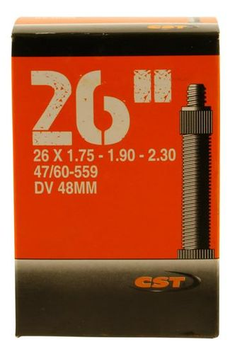 CST Binnenband Fiets 26x1.75/2.125 HV 48mm