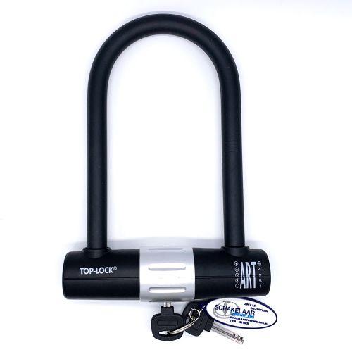 Beugelslot Scooter/Motor/Fiets Top Lock ART4 - 24.5cm