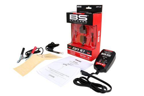 BS Acculader Scooter BA10 6V-12V 1000Ma