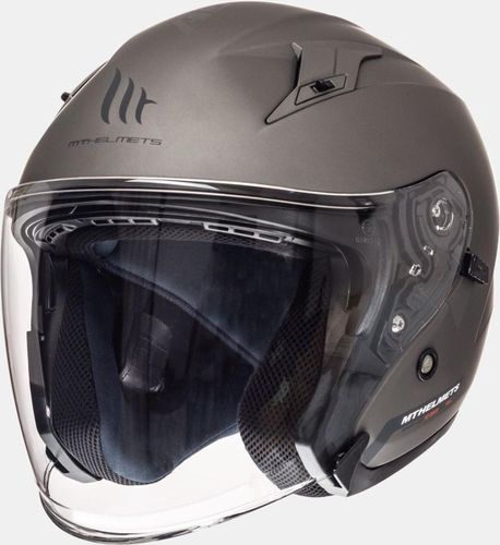 Helm MT Avenue SV Titanium - XL