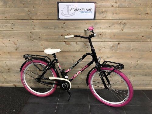 Batavus BUB, Zwart/Roze