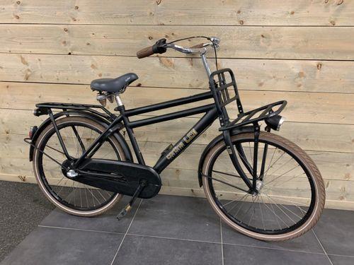 Cortina U4 Transport Mini 3V J24, Zwart-Mat