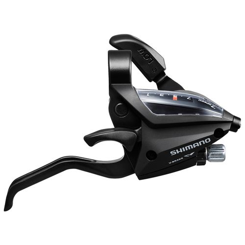 Versteller ST-EF500 7-speed - 2 vingers - zwart