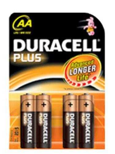 Duracell batt Plus Power LR6 AA 1.90 ps