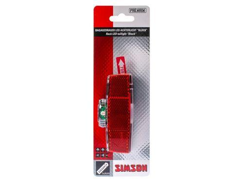 Simson refl/ a licht Block aan/uit