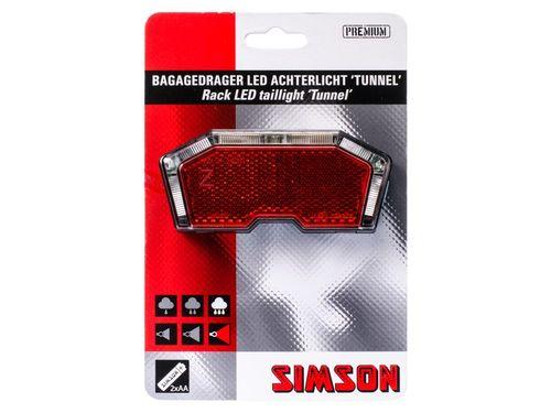 Simson refl/ a licht Tunnel auto