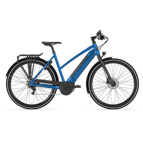Gazelle CityZen C8+ HMB M53 Tropical blue S8