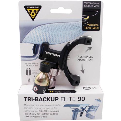 Topeak bidonhouder Tri-BackUp ELITE 90