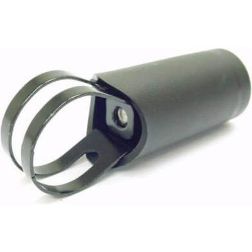 COMPD STUURHOUDER PVC 25.4/28.6 ZWART