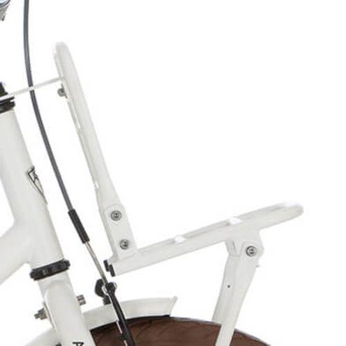 Alpina voordrager 18 Cargo pure white matt