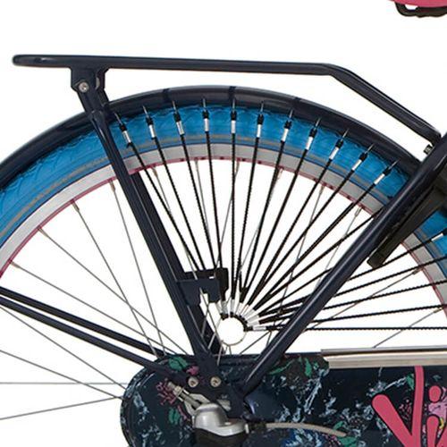 Alpina achterdrager 24 tingle dark blue