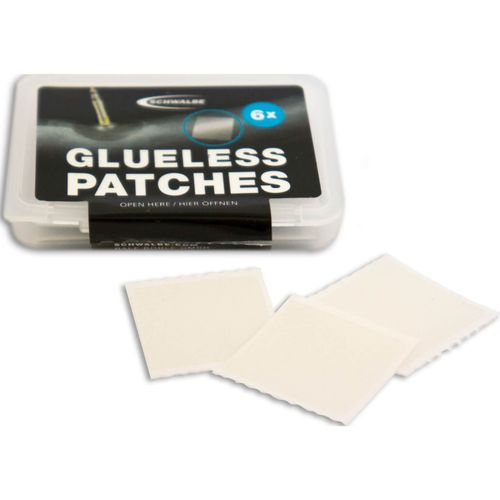 ##Glueless Patches (set 6 plakkers) 20 sets in doo