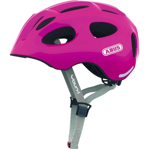Abus helm Youn-I sparkling pink S 48-54