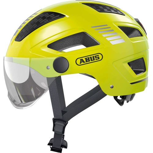 Abus helm hyban 2.0 ace signal yellow l 56-61