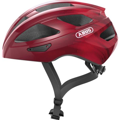 Abus helm Macator bordeaux red S