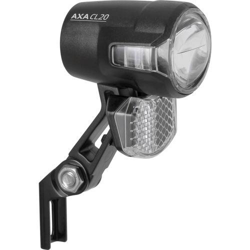 Axa led lamp voorlicht compactline 20 e-bike 6-12v