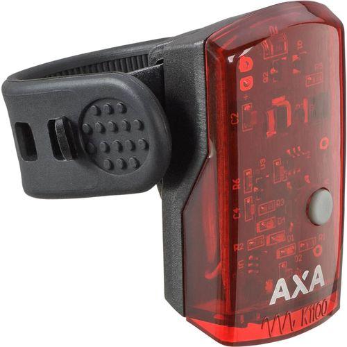 Axa led lamp achterlicht greenline usb oplaadbaar
