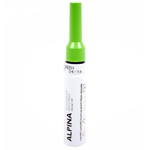 Alpina lakstift Apple Green PMS2290