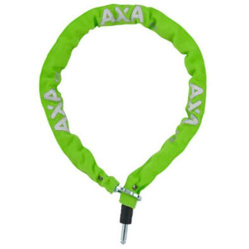 Axa defender rlc insteekketting groen 100 cm