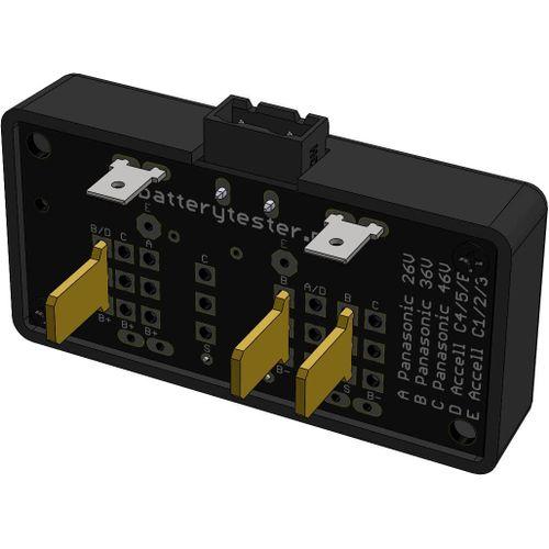 Batterytester adapter Flyer Panasonic Next Generat