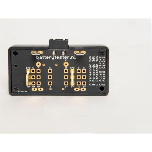 Kabeldeel voor Accell E-Motion C4, C5, B300-500,