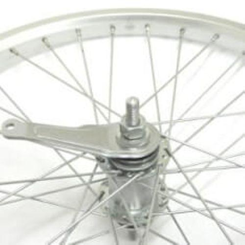 Roland achterwiel 20 x 1.75 Shimano RN Alu Stand zilver