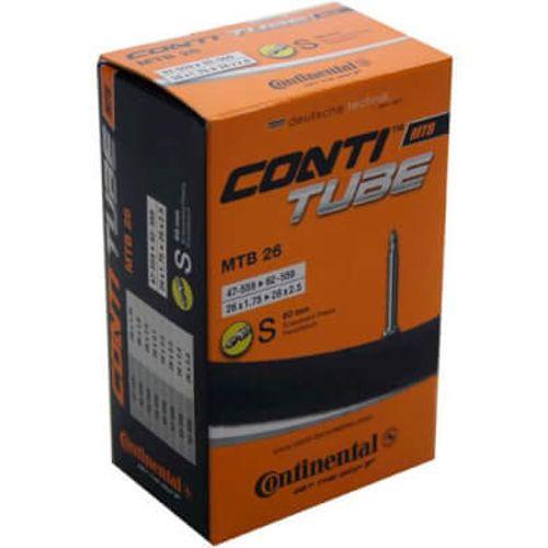 Continental binnenband MTB 26 x 1.75 - 2.50 fv 60mm