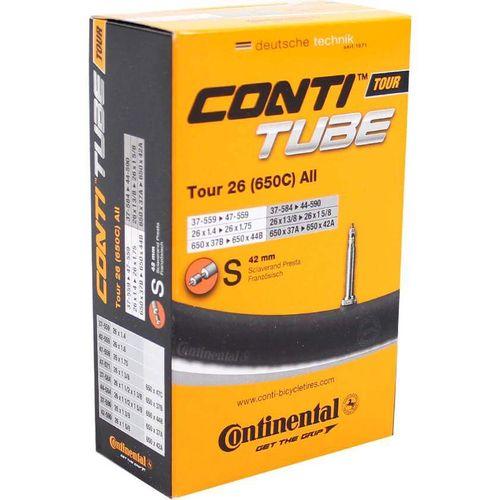 Continental binnenband Tour 26 (650C) All 26 x 1 3/8 fv 42mm