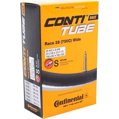 Continental binnenband Race 28 (700C) Wide 28 x 1 - 1 1/4 fv 42mm