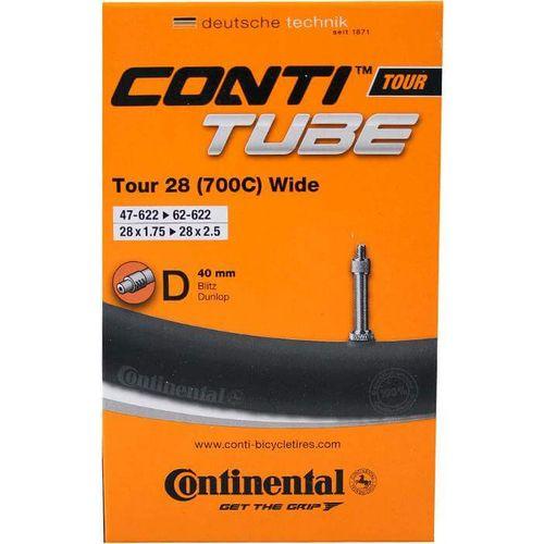 Continental binnenband Tour 28 (700C) Wide 28 x 1.75 - 2.50 hv 40mm