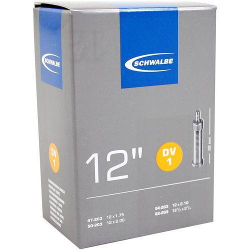 Schwalbe binnenband DV1 12 1/2 x 1.75 - 2 1/4 hv 32mm