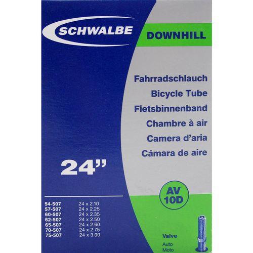 Schwalbe binnenband AV10D TR4 Downhill 24 x 2.10 - 3.00 av 40mm