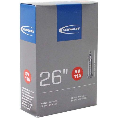 Schwalbe binnenband SV11A 26 x 3/4 - 1.00 fv 40mm