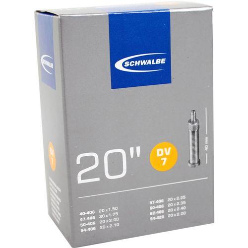 Bib 20x1.50-2.50 blitz 40mm schwalbe 40/62-406 (dv
