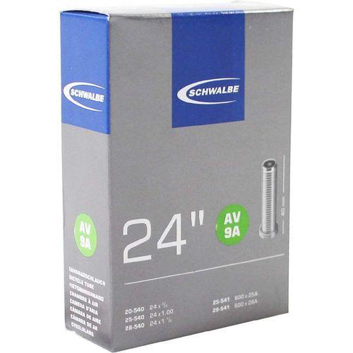 Bib 24x3/4-1 1/8 schrader 40mm schwalbe 20/28-540/