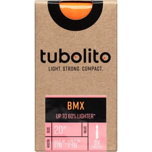 Tubolito binnenband Tubo BMX 20 inch 1-1/8 - 1-3/8 SV