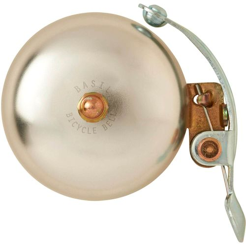 Fietsbel Basil Portland ø55mm - aluminium zilver