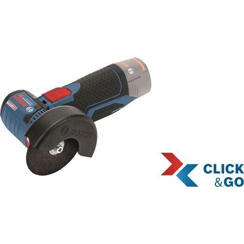 Bosch Prof haakse slijper GWS 12 V-76 excl